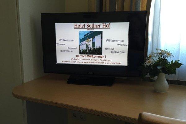 Hotel Sollner Hof - фото 6