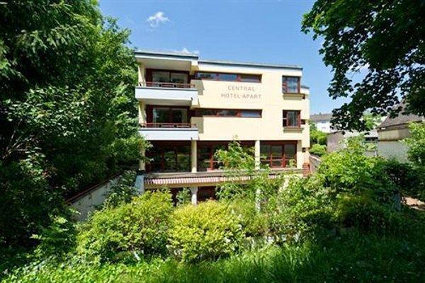 Central Hotel-Apart Munchen - 23
