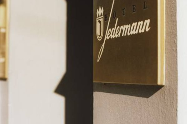Hotel Jedermann - фото 17