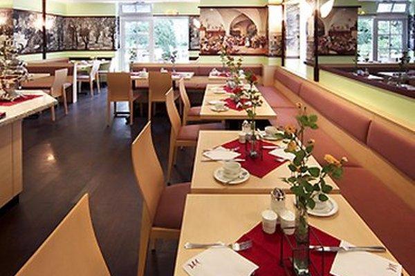 Mercure Hotel Munchen-Schwabing - фото 11