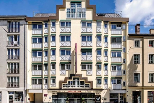 Mercure Hotel Munchen-Schwabing - фото 21