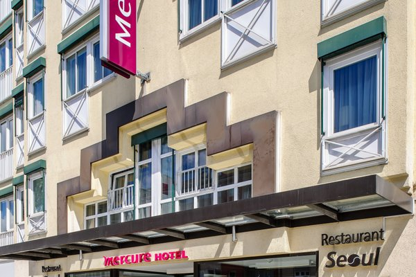 Mercure Hotel Munchen-Schwabing - фото 22