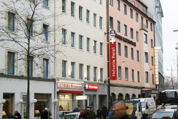 Helvetia Hotel Munich City Center - фото 23