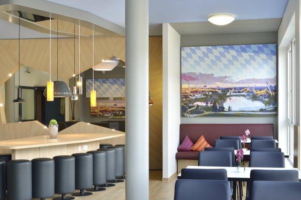 B&B Hotel Munchen City-Nord - 12