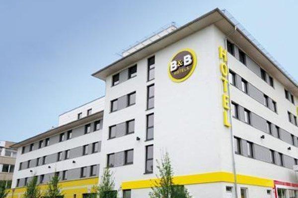 B&B Hotel Munchen City-Nord - 21