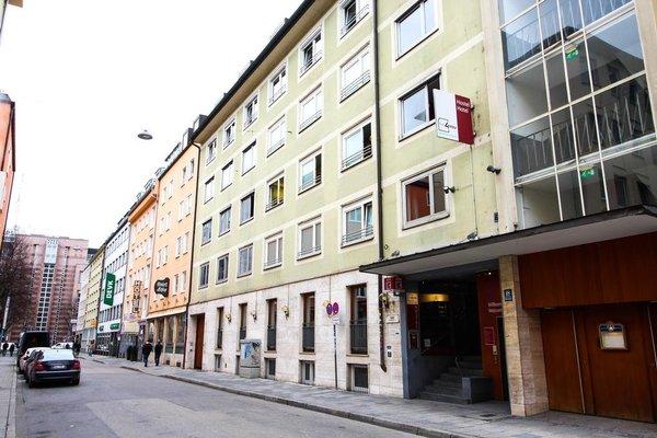 4You Hostel & Hotel Munich - фото 22