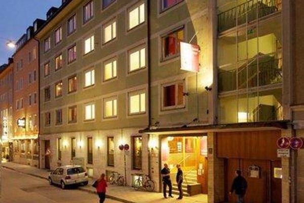 4You Hostel & Hotel Munich - фото 23