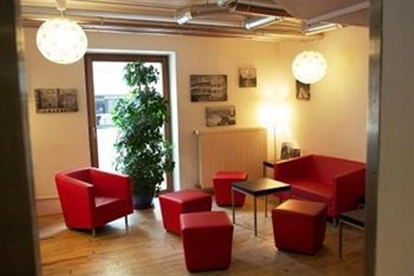 4You Hostel & Hotel Munich - фото 5