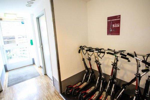 4You Hostel & Hotel Munich - фото 9