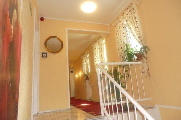 Hotel Pension Haydn - фото 15