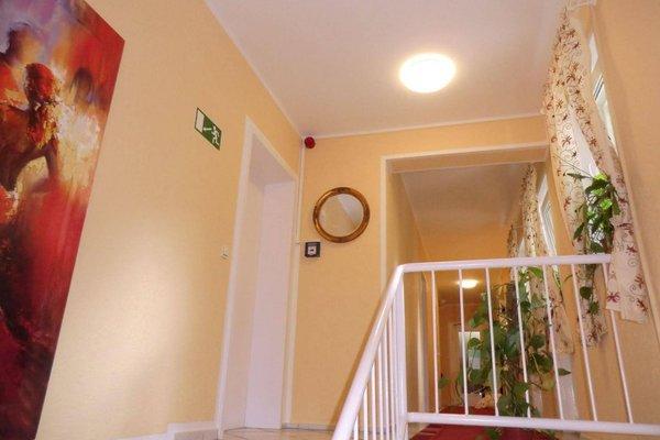 Hotel Pension Haydn - фото 16