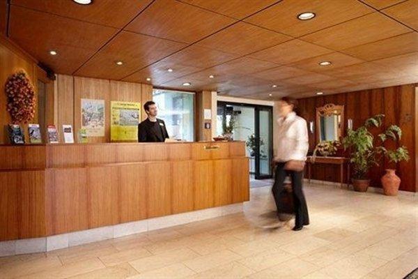 Hotel Grunwald - фото 20