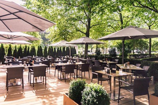 Munich Marriott Hotel - фото 12