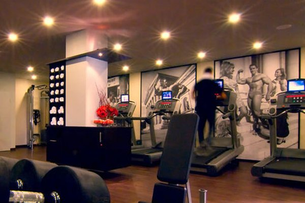 Munich Marriott Hotel - фото 15