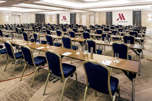 Munich Marriott Hotel - фото 17