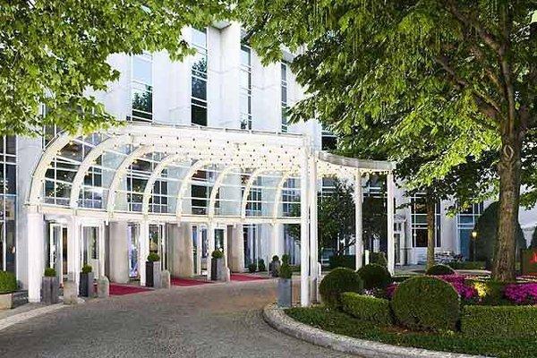Munich Marriott Hotel - фото 22