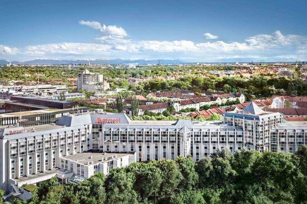 Munich Marriott Hotel - фото 23