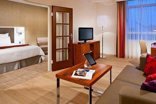 Munich Marriott Hotel - фото 3