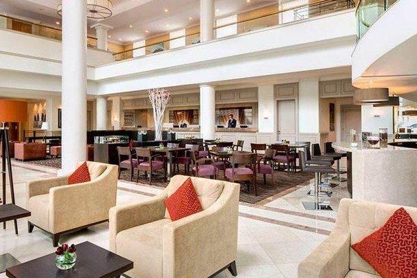 Munich Marriott Hotel - фото 5