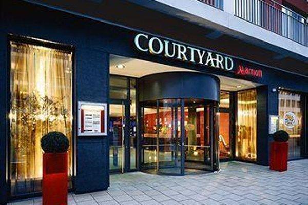 Courtyard by Marriott Munich City Center - фото 21