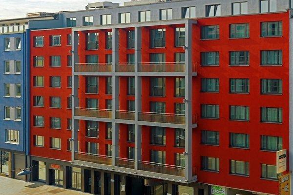 Courtyard by Marriott Munich City Center - фото 23