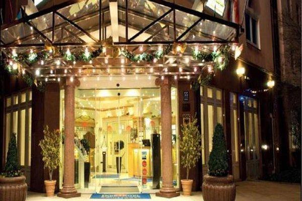 Park Hotel Laim - фото 16
