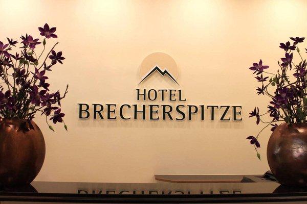 Hotel Brecherspitze - фото 20