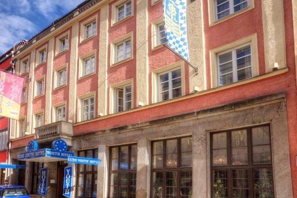 Euro Youth Hotel Munich - фото 23