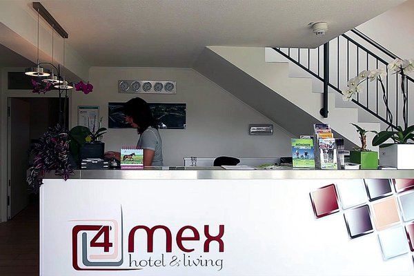 4Mex Hotel & Living - фото 13