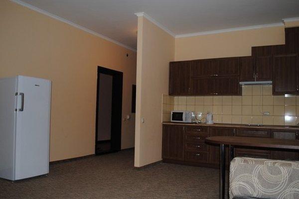 Отель Трискеле - фото 10