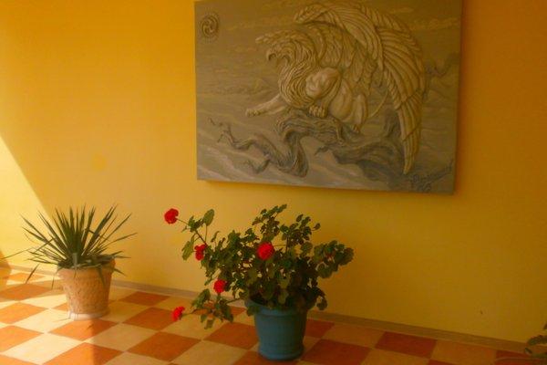 Отель Трискеле - фото 13