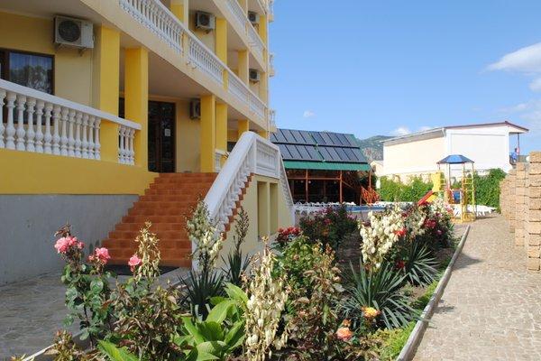 Отель Трискеле - фото 23