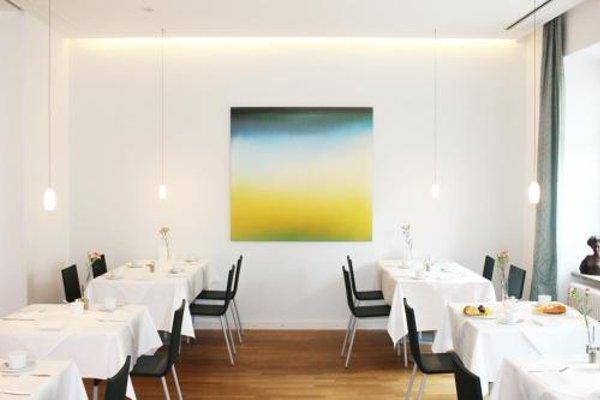 Design Hotel Stadt Rosenheim - фото 14