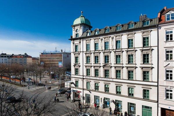 Design Hotel Stadt Rosenheim - фото 22