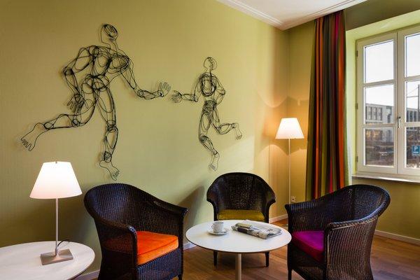 Design Hotel Stadt Rosenheim - фото 9