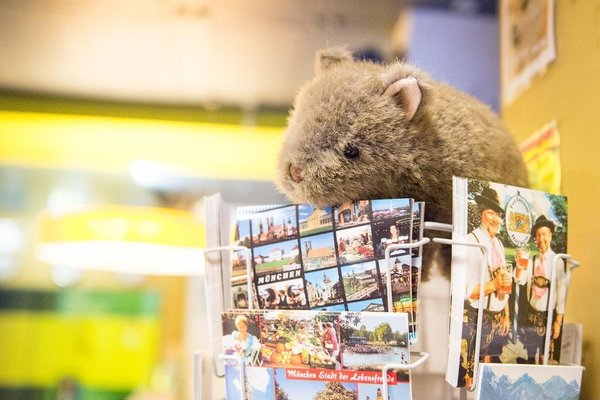 Wombats City Hostel - фото 13