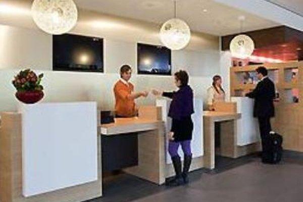 ibis Hotel Muenchen City West - 16