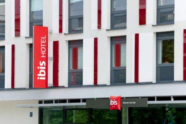 ibis Hotel Muenchen City West - 23