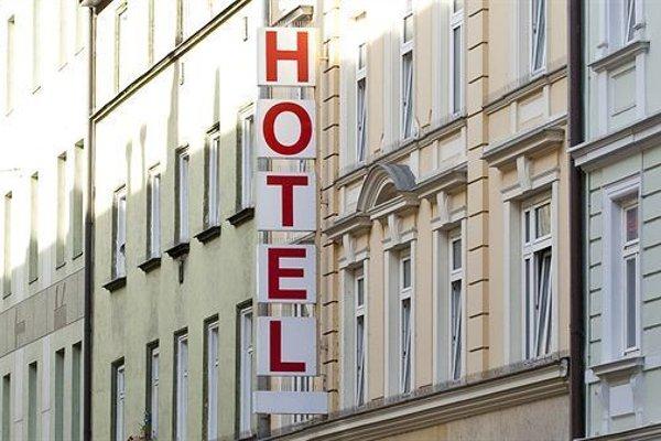 das HOTEL in Munchen - фото 23