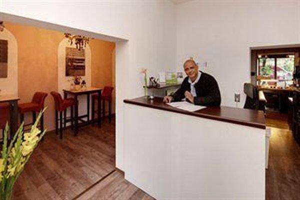 mk hotel munchen max-weber-platz - фото 15