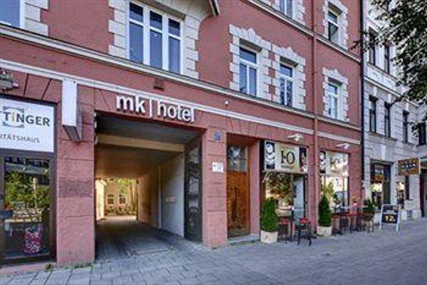 mk hotel munchen max-weber-platz - фото 20