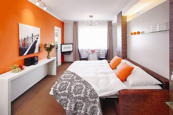 Concept Living Munich Serviced Apartments - фото 27