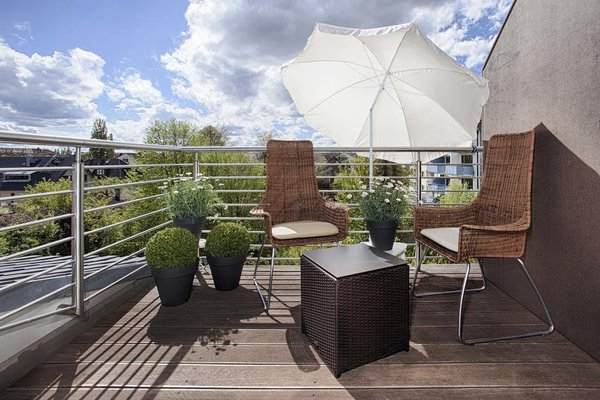 Concept Living Munich Serviced Apartments - фото 22
