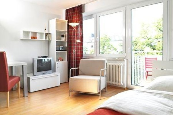 Frederics Serviced Apartments SMART Hohenzollernplatz - фото 5