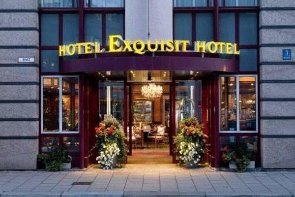 Отель Exquisit Munchen - фото 21