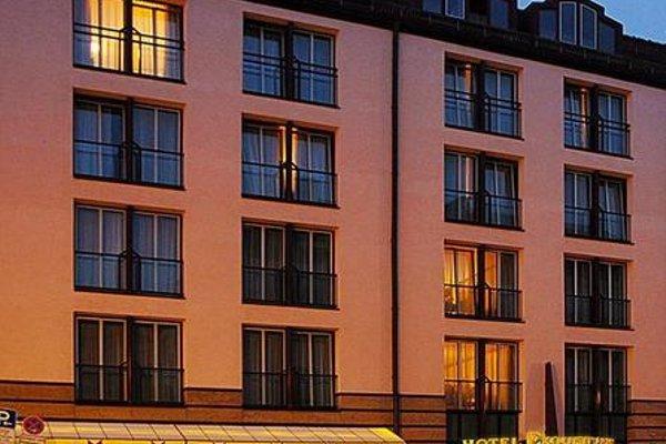 Отель Exquisit Munchen - фото 22