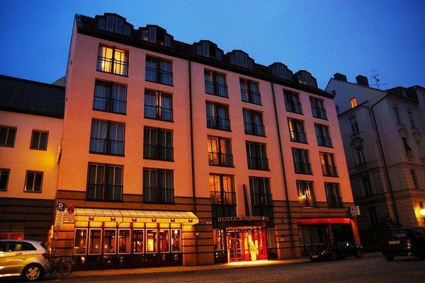 Отель Exquisit Munchen - фото 23