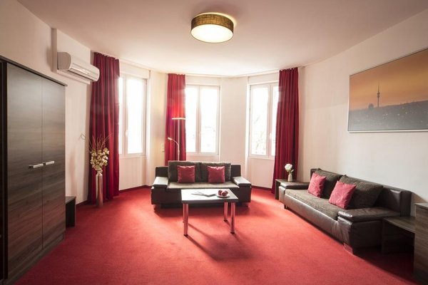 City Aparthotel Munchen - фото 8