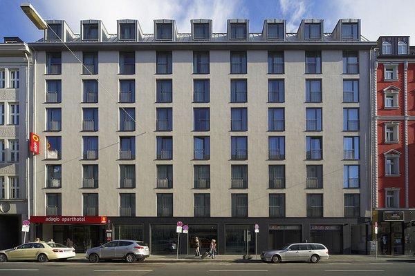 Aparthotel Adagio Muenchen City - фото 23