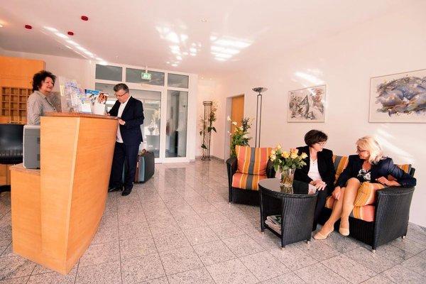 Hotel Am Fasangarten - фото 15